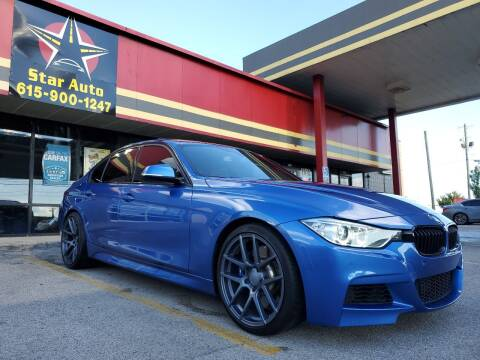 2014 BMW 3 Series for sale at Star Auto Inc. in Murfreesboro TN