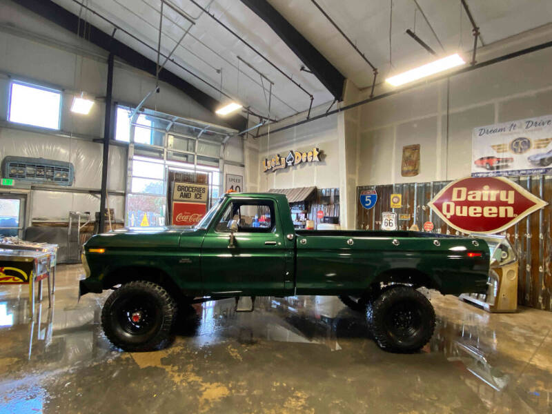 1974 Ford F-250 for sale at Cool Classic Rides in Redmond OR