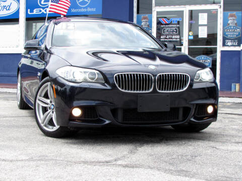 2012 BMW 5 Series for sale at Orlando Auto Connect in Orlando FL