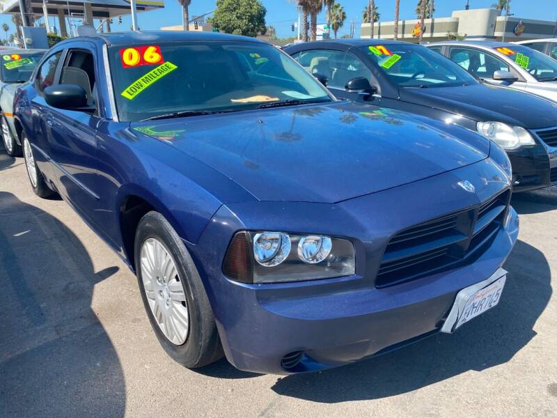 2006 Dodge Charger for sale at North County Auto in Oceanside CA