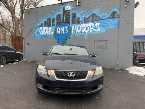 2008 Lexus GS 460 for sale at Global Motors 313 in Detroit MI