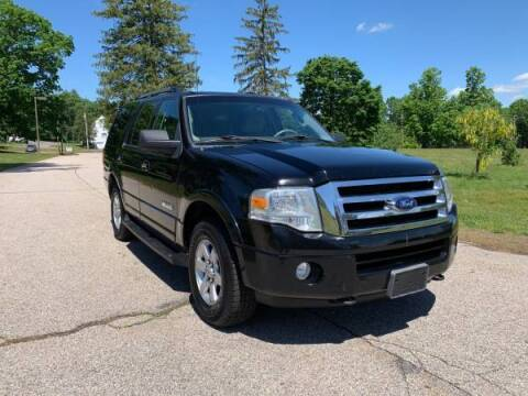 2008 Ford Expedition for sale at 100% Auto Wholesalers in Attleboro MA