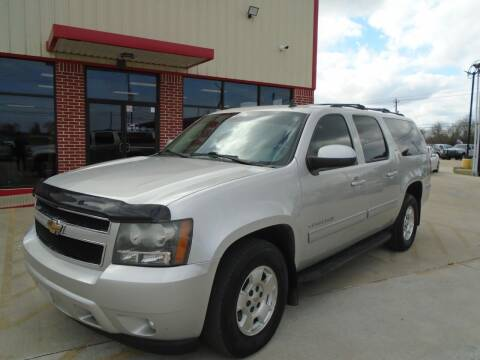 2011 Chevrolet Suburban for sale at Premier Foreign Domestic Cars in Houston TX