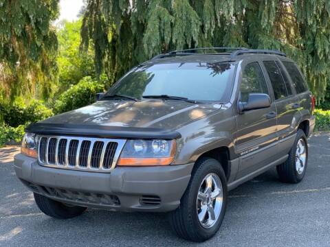 1999 Jeep Grand Cherokee for sale at Q Motors in Lakewood WA