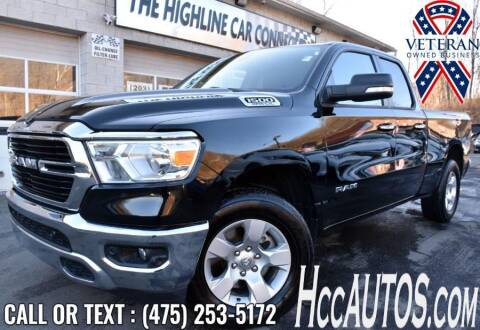 2020 RAM Ram Pickup 1500 for sale at The Highline Car Connection in Waterbury CT