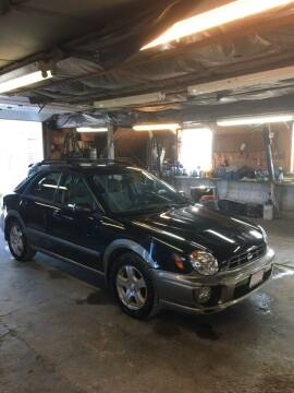 2002 Subaru Impreza for sale at Lavictoire Auto Sales in West Rutland VT
