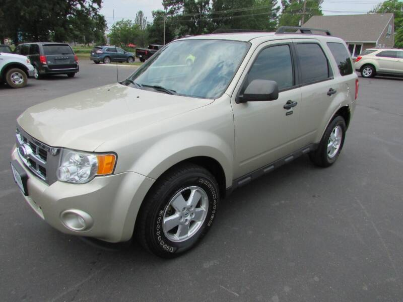 2011 Ford Escape for sale at Fedder Motors in Mora MN