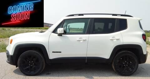 2018 Jeep Renegade for sale at Northpointe Motors in Kalkaska MI