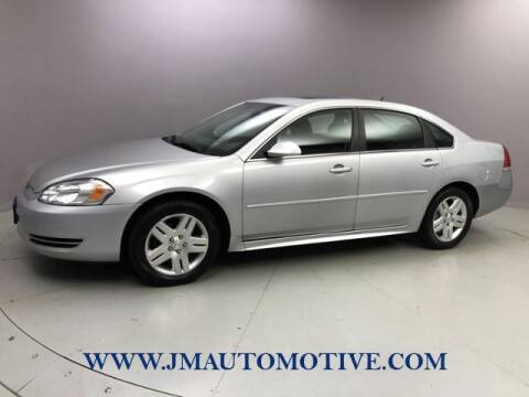 2015 Chevrolet Impala Limited for sale at J & M Automotive in Naugatuck CT