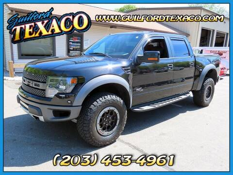2014 Ford F-150 for sale at GUILFORD TEXACO in Guilford CT