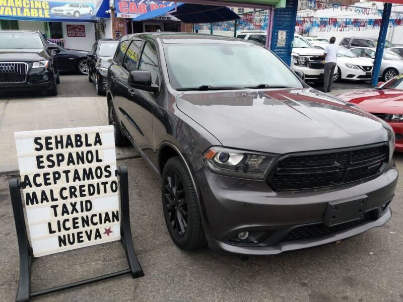 2015 Dodge Durango for sale at 4530 Tip Top Car Dealer Inc in Bronx NY