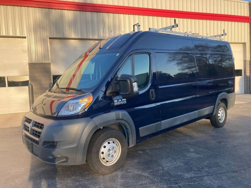 2016 RAM ProMaster Cargo for sale at RABIDEAU'S AUTO MART in Green Bay WI