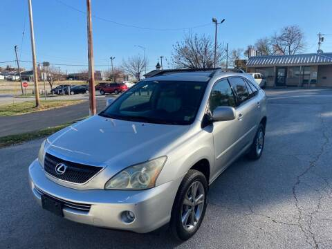 2006 Lexus RX 400h for sale at Auto Hub in Grandview MO