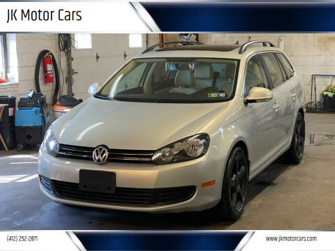 2011 Volkswagen Jetta for sale at JK Motor Cars in Pittsburgh PA
