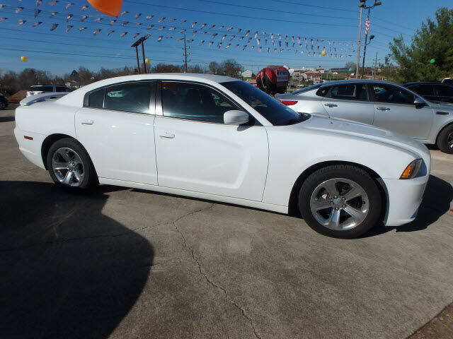2012 Dodge Charger for sale at BLACKWELL MOTORS INC in Farmington MO