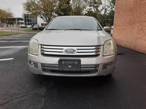 2008 Ford Fusion for sale at Fredericksburg Auto Finance Inc. in Fredericksburg VA