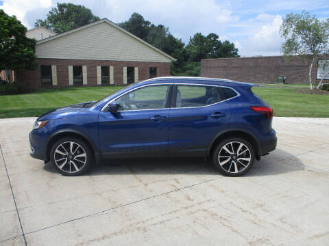 2018 Nissan Rogue Sport for sale at Lease Car Sales 2 in Warrensville Heights OH