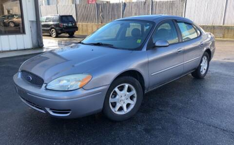 2006 Ford Taurus for sale at MBM Auto Sales and Service - MBM Auto Sales/Lot B in Hyannis MA