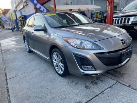 2010 Mazda MAZDA3 for sale at New 3 Way Auto Sales in Bronx NY