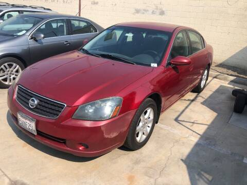 2006 Nissan Altima for sale at OCEAN IMPORTS in Midway City CA
