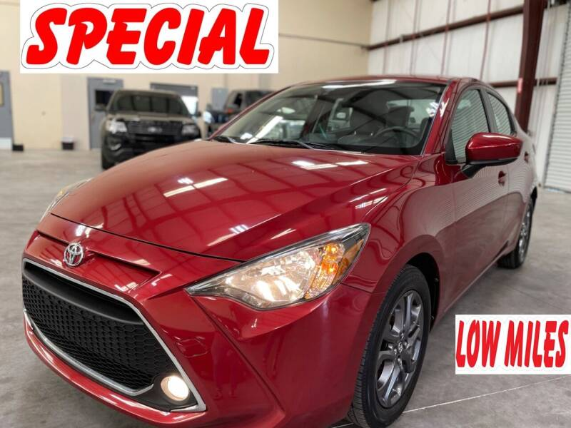 2019 Toyota Yaris for sale in Houston, TX