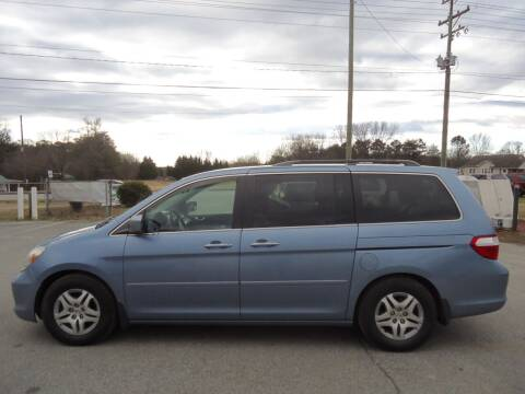 2006 Honda Odyssey for sale at Street Source Auto LLC in Hickory NC