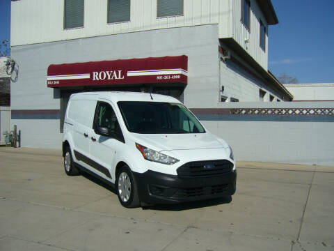 2019 Ford Transit Connect Cargo for sale at Royal Auto Inc in Murray UT