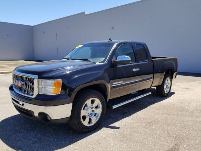 2010 GMC Sierra 1500 for sale at Access Motors Co in Mobile AL