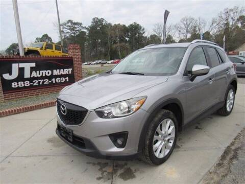 2015 Mazda CX-5 for sale at J T Auto Group in Sanford NC