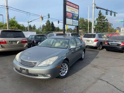 2003 Lexus ES 300 for sale at Tacoma Autos LLC in Tacoma WA