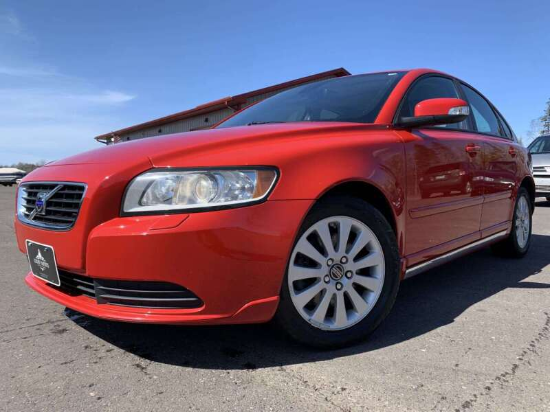 2008 Volvo S40 for sale at LUXURY IMPORTS in Hermantown MN