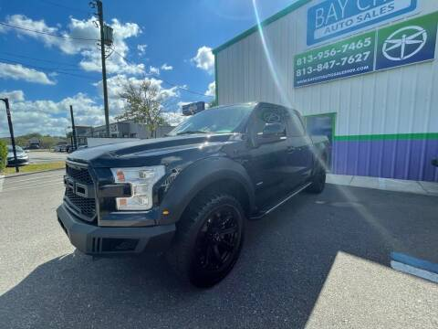 2015 Ford F-150 for sale at Bay City Autosales in Tampa FL