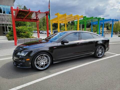 2014 Audi A7 for sale at Painlessautos.com in Bellevue WA