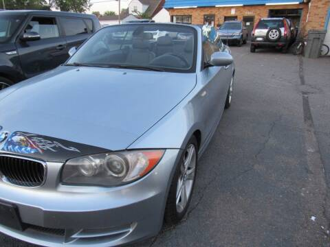 2009 BMW 1 Series for sale at PLATINUM AUTO SALES in Dearborn MI