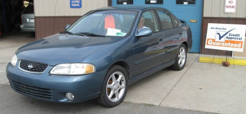 2001 Nissan Sentra for sale at Mountain State Preowned Auto Sales LLC in Martinsburg WV