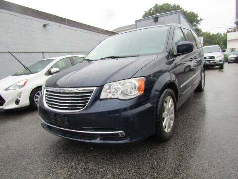 2014 Chrysler Town and Country for sale at Boston Auto Sales in Brighton MA