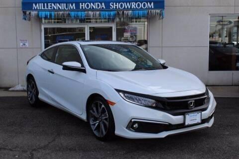 2019 Honda Civic for sale at MILLENNIUM HONDA in Hempstead NY