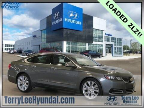 2016 Chevrolet Impala for sale at Terry Lee Hyundai in Noblesville IN