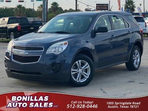 2014 Chevrolet Equinox for sale at Bonillas Auto Sales in Austin TX
