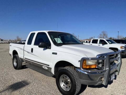 2000 Ford F-250 Super Duty for sale at BERKENKOTTER MOTORS in Brighton CO