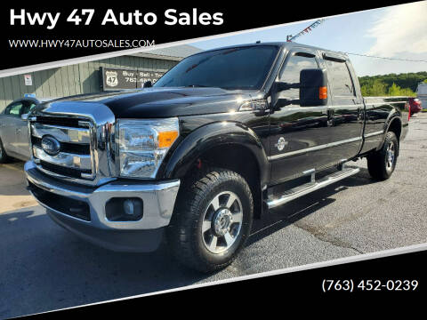 2016 Ford F-250 Super Duty for sale at Hwy 47 Auto Sales in Saint Francis MN