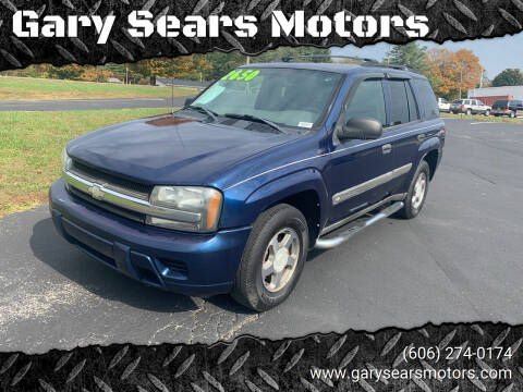 2004 Chevrolet TrailBlazer for sale at Gary Sears Motors in Somerset KY
