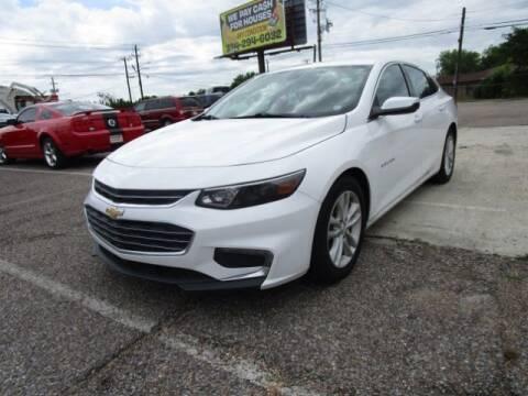 2016 Chevrolet Malibu for sale at 2nd Chance Auto Sales in Montgomery AL