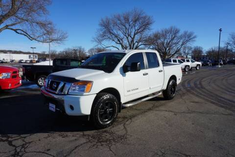 2015 Nissan Titan for sale at Ideal Wheels in Sioux City IA