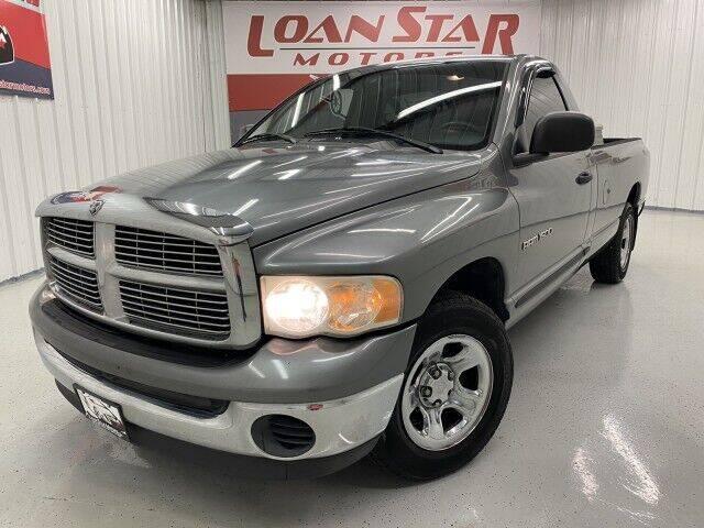 2005 Dodge Ram Pickup 1500 for sale at Loan Star Motors in Humble TX