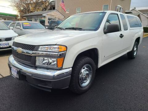 2006 Chevrolet Colorado for sale at Express Auto Mall in Totowa NJ