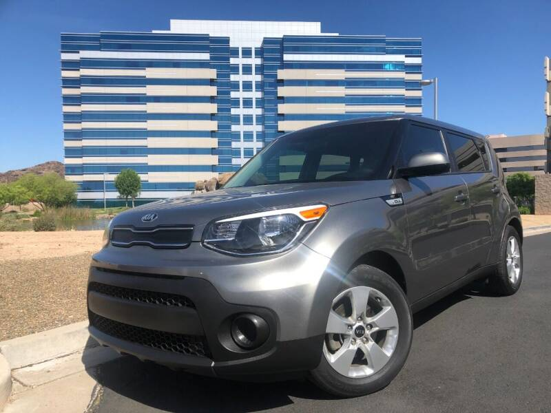 2018 Kia Soul for sale at Day & Night Truck Sales in Tempe AZ