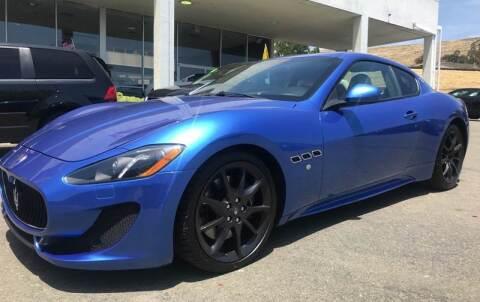 2013 Maserati GranTurismo for sale at Autos Wholesale in Hayward CA