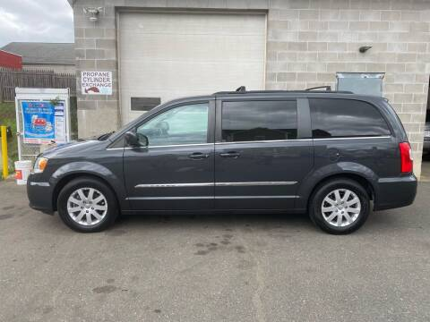 2012 Chrysler Town and Country for sale at Pafumi Auto Sales in Indian Orchard MA
