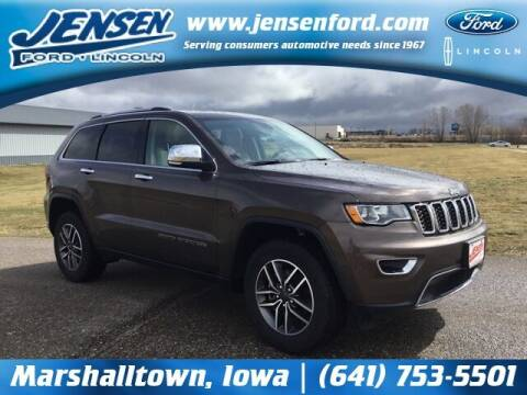 2020 Jeep Grand Cherokee for sale at JENSEN FORD LINCOLN MERCURY in Marshalltown IA